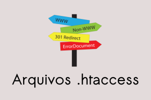 Arquivos htaccess do Apache