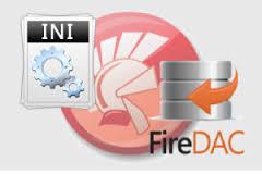 Conexão FireDAC + Firebird com arquivo INI no Delphi XE6